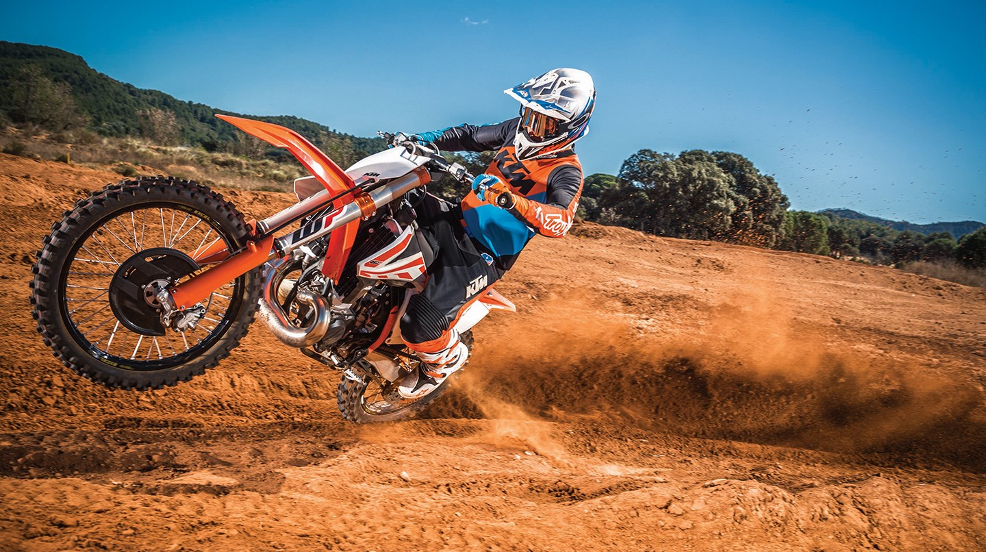 2017 KTM 250 SX in Deptford, New Jersey