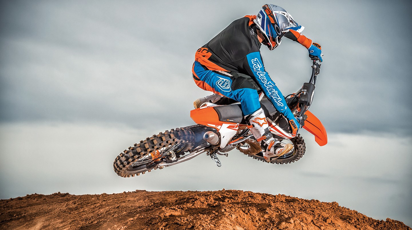 2017 KTM 250 SX in Grass Valley, California