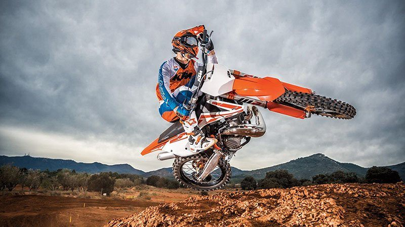 2017 KTM 250 SX in Dalton, Georgia