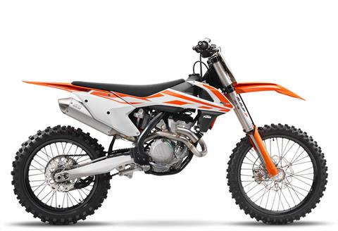 2017 KTM 350 SX-F in Wilkes Barre, Pennsylvania