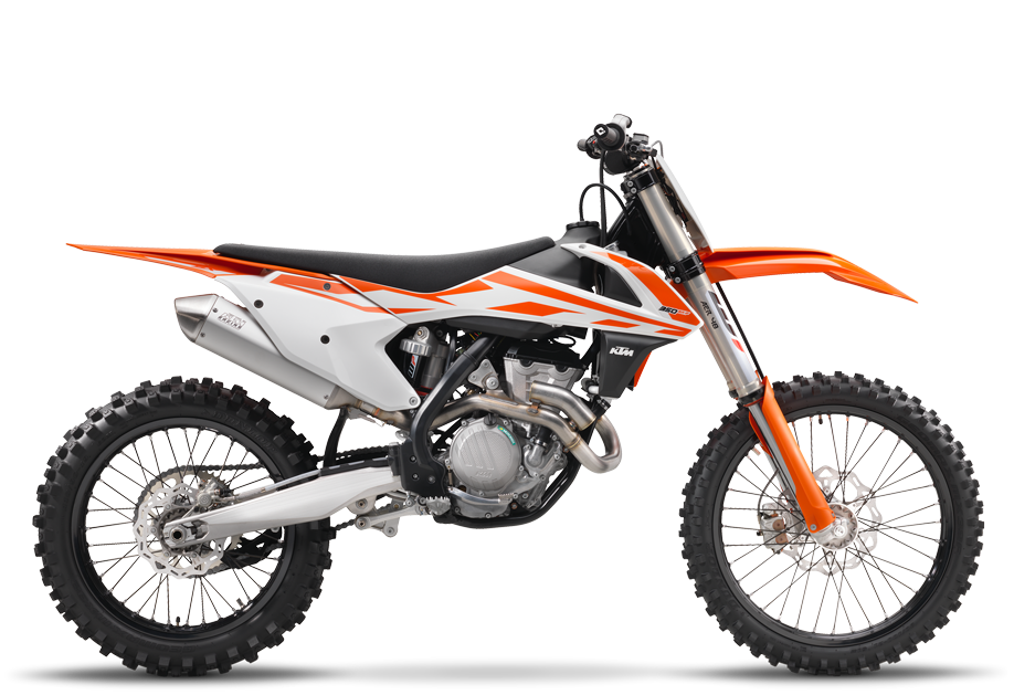 2017 KTM 350 SX-F in Chippewa Falls, Wisconsin