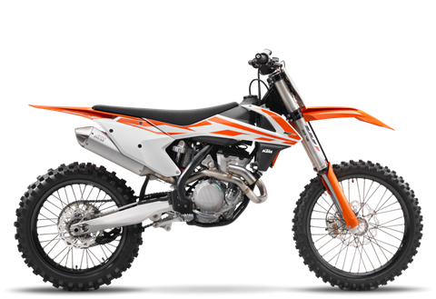 2017 KTM 350 SX-F in Mount Pleasant, Michigan