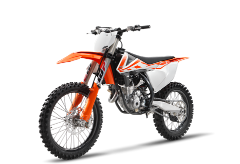 2017 KTM 350 SX-F in Reynoldsburg, Ohio