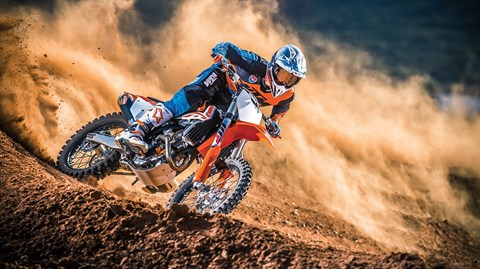 2017 KTM 350 SX-F in Pittsburgh, Pennsylvania