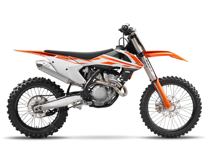 2017 KTM 350 SX-F in Trevose, Pennsylvania
