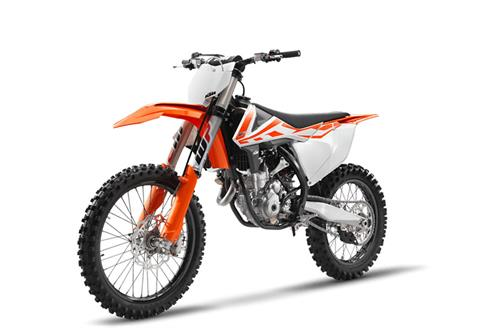 2017 KTM 350 SX-F in Troy, New York