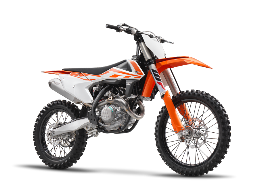 2017 KTM 450 SX-F in Oxford, Maine