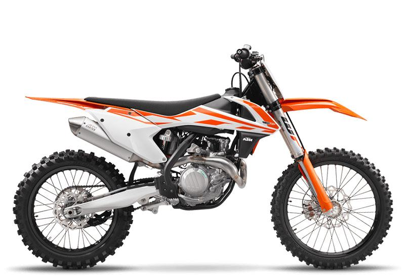 2017 KTM 450 SX-F in Olympia, Washington