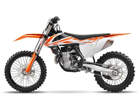 2017 KTM 450 SX-F in Manheim, Pennsylvania