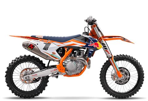 2017 KTM 450 SX-F Factory Edition in Wilkes Barre, Pennsylvania