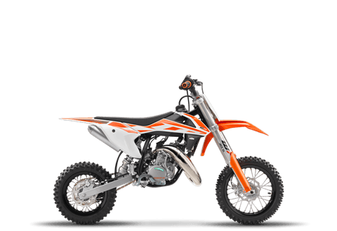 2017 KTM 50 SX in Amarillo, Texas