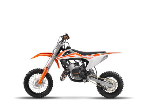 2017 KTM 50 SX in Oxford, Maine