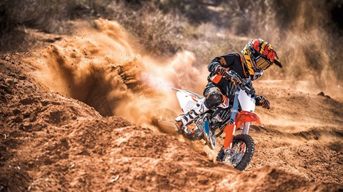 2017 KTM 50 SX in Prescott Valley, Arizona