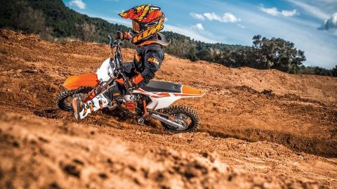 2017 KTM 50 SX in Hialeah, Florida