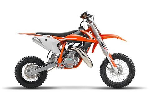 2017 KTM 50 SX in Johnson City, Tennessee