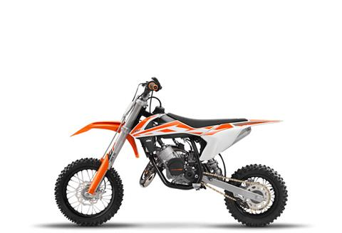 2017 KTM 50 SX in Waynesburg, Pennsylvania