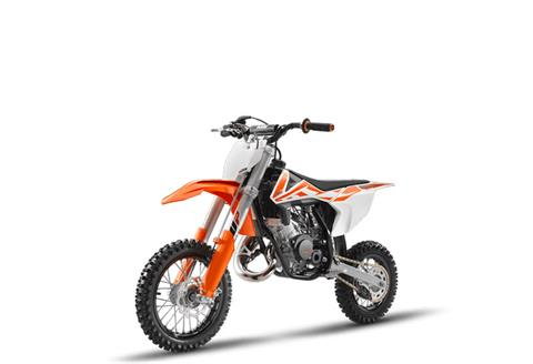 2017 KTM 50 SX in Northampton, Massachusetts