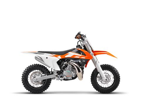 2017 KTM 50 SX Mini in Billings, Montana