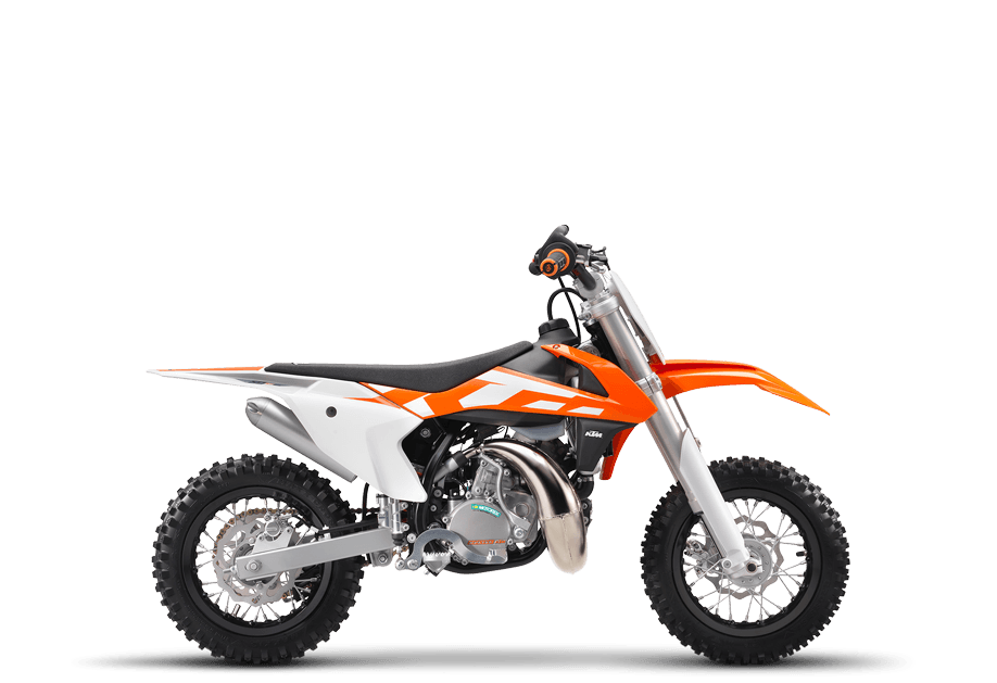 2017 KTM 50 SX Mini in Bennington, Vermont