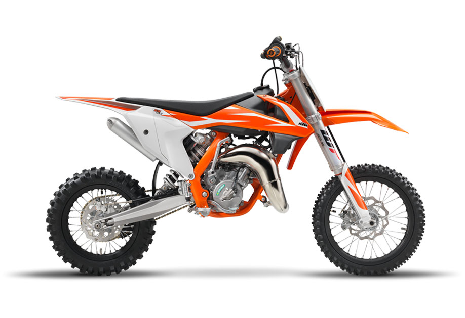 2017 KTM 65 SX in Deptford, New Jersey