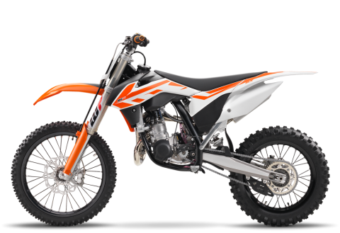 2017 KTM 85 SX 17/14 in Deptford, New Jersey