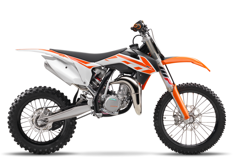2017 KTM 85 SX 17/14 in Grass Valley, California