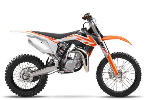 2017 KTM 85 SX 17/14 in Elk Grove, California
