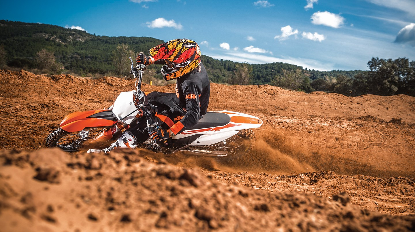 2017 KTM 85 SX 17/14 in Dimondale, Michigan