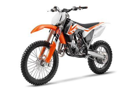 2017 KTM 85 SX 17/14 in Pelham, Alabama