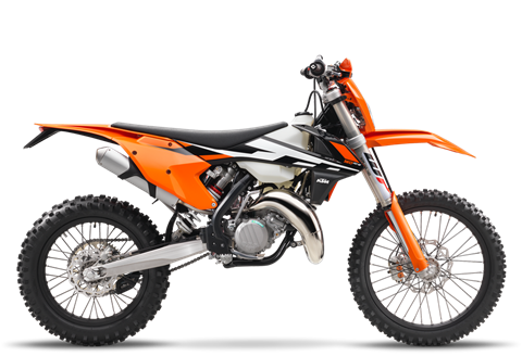 2017 KTM 150 XC-W in Baldwin, Michigan