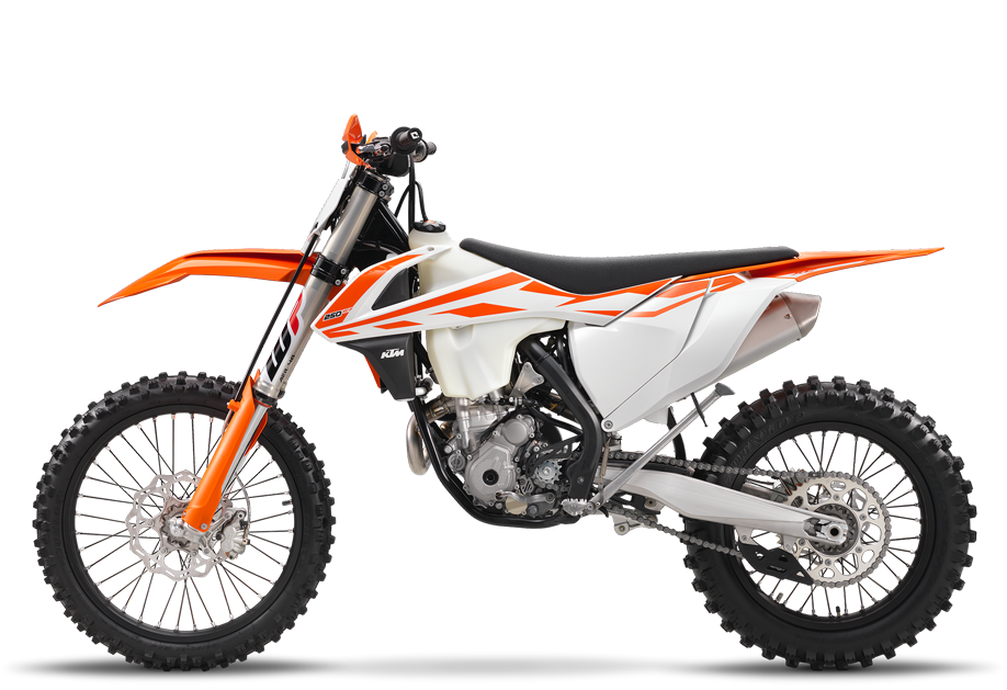 2017 KTM 250 XC-F in Moses Lake, Washington