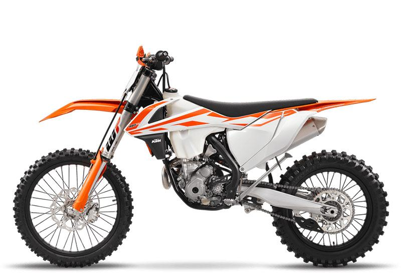 2017 KTM 250 XC-F in Orange, California