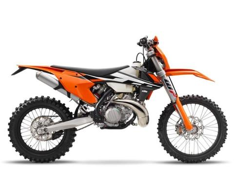 2017 KTM 250 XC-W in Wilkes Barre, Pennsylvania
