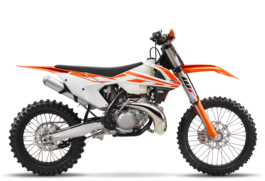 2017 KTM 250 XC in Gunnison, Colorado