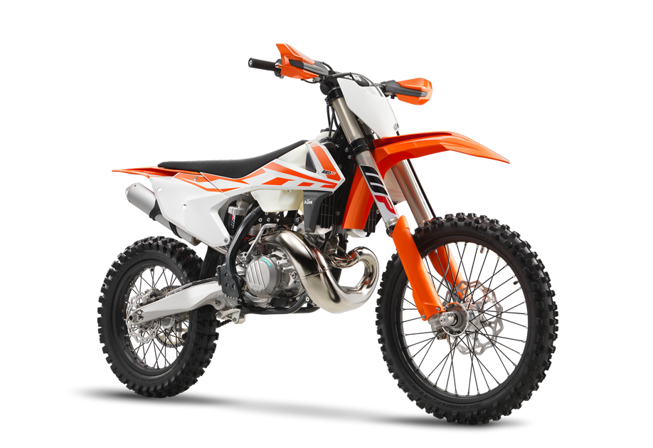 2017 KTM 250 XC in Manheim, Pennsylvania