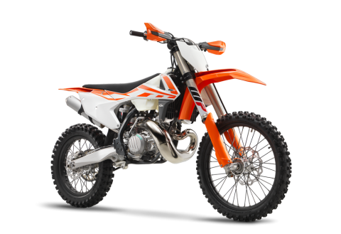 2017 KTM 250 XC in Johnstown, Pennsylvania