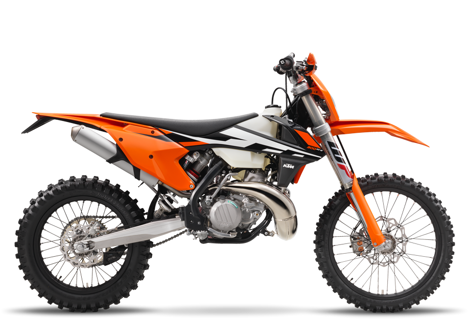 2017 KTM 300 XC-W in Kittanning, Pennsylvania