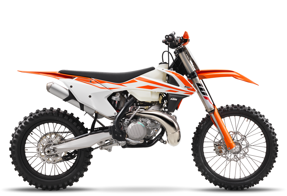 2017 KTM 300 XC in Orange, California