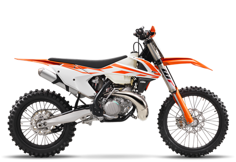 2017 KTM 300 XC in Waynesburg, Pennsylvania