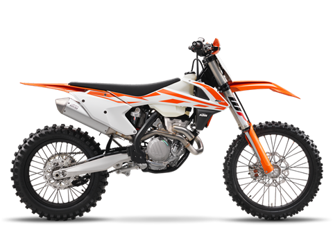 2017 KTM 350 XC-F in Festus, Missouri