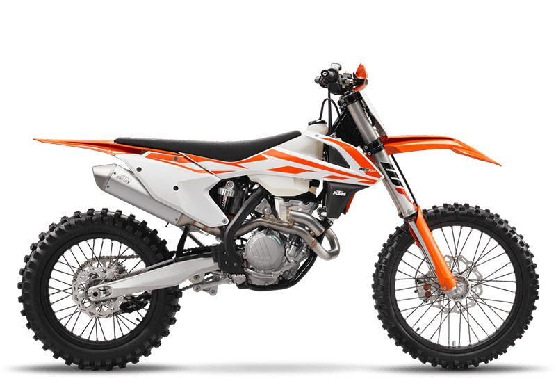 2017 KTM 350 XC-F in Pittsburgh, Pennsylvania