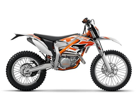 2017 KTM Freeride 250 R in Wilkes Barre, Pennsylvania