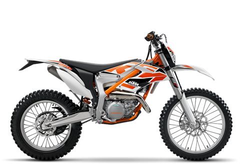 2017 KTM Freeride 250 R in Johnstown, Pennsylvania