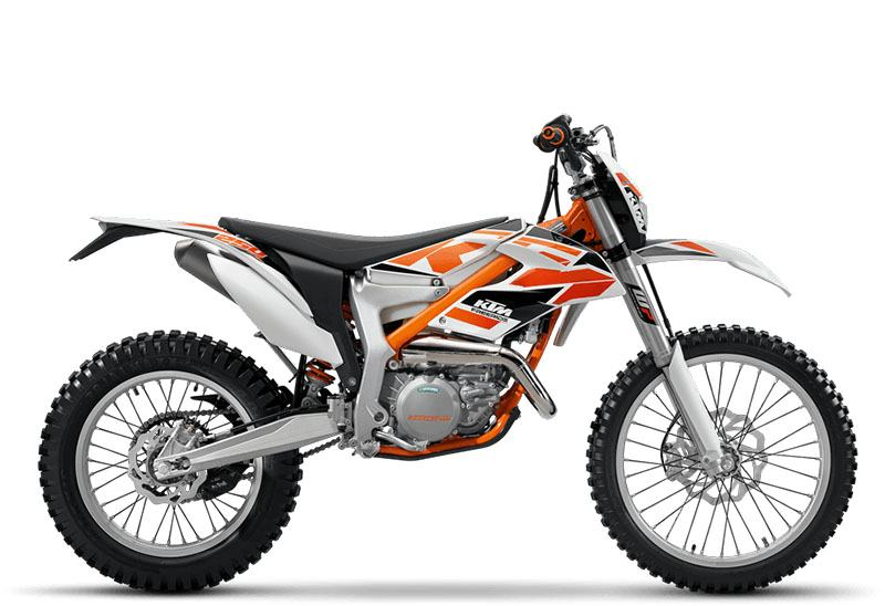 2017 KTM Freeride 250 R in Goleta, California