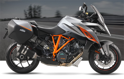 2017 KTM 1290 Super Duke GT in Rapid City, South Dakota