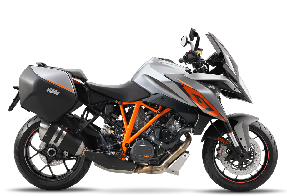 2017 KTM 1290 Super Duke GT in Deptford, New Jersey