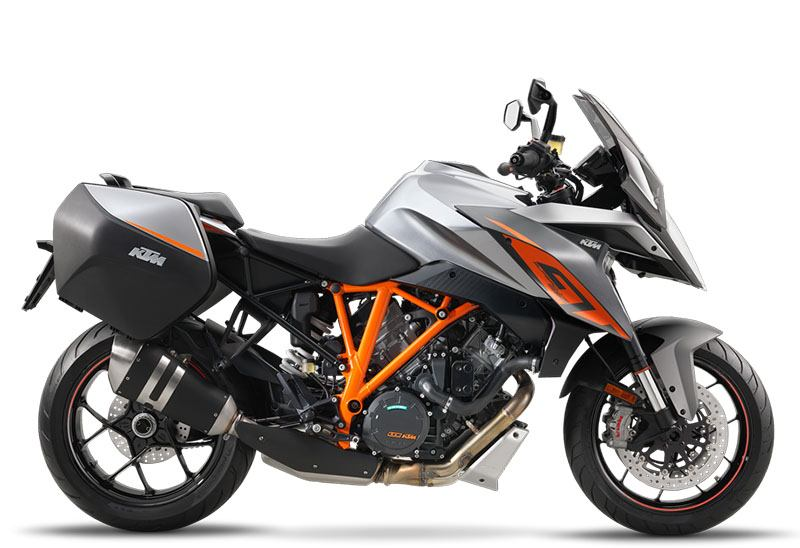 2017 KTM 1290 Super Duke GT in Olympia, Washington