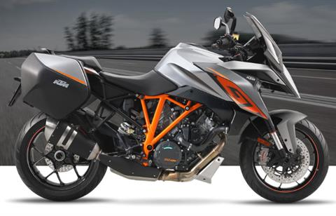 2017 KTM 1290 Super Duke GT in Bozeman, Montana