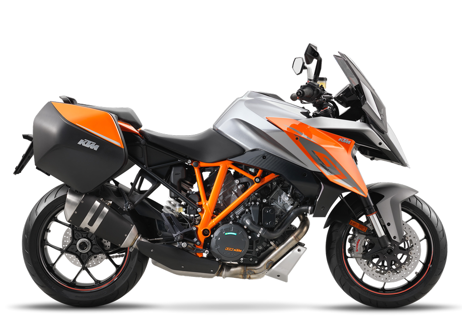 2017 KTM 1290 Super Duke GT in Chippewa Falls, Wisconsin