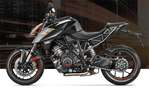 2017 KTM 1290 Super Duke R in Johnson City, Tennessee